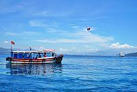 越南一百元就能海上玩一天