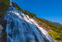 国内落差最大的高山瀑布