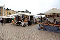 探访芬兰最传统的露天市场