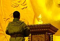 这寺庙隐藏有稀世珍宝