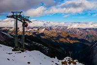 世界上海拔最高的缆车站