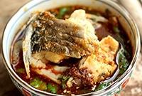 美味又暖身的酸汤鱼火锅