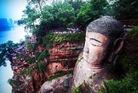 全球最大的佛像有多大