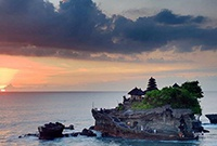 实拍巴厘岛美景