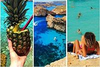 马耳他一汪海水的诱惑