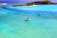 巴哈马的海太美了