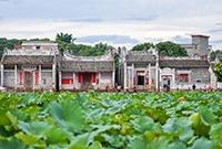 国宝级大湾古建筑群