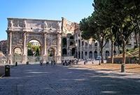 殘垣斷壁的羅馬也迷人