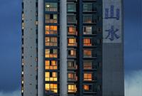 北京最近的晚霞太美
