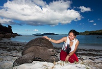 一个女摄影师的探险之旅