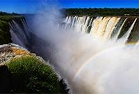 全球最宽瀑布宽4千米