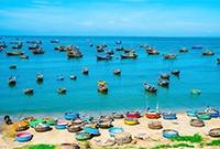 传说中的越南最美渔村