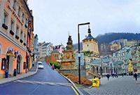 这个捷克小镇太迷人