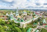 俄罗斯隐世小镇