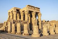 探秘埃及神庙