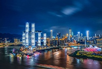 重庆:8D魔幻城市