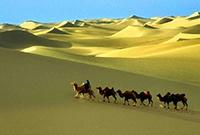 内蒙古神秘响沙湾