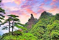 Sanqing mountain is so beautiful