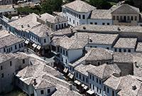 """阿爾巴尼亞""""石頭城""""傳奇"""