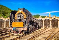 牡丹江有一个铁路博物馆