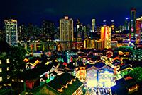 重庆的夜景有多美