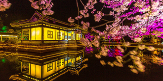 三大赏樱圣地有个在中国
