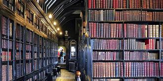 图书朝圣者必去之地