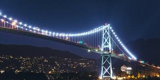 最长悬索桥80年了还在用