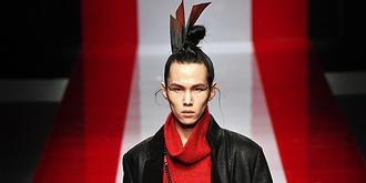 剪出时尚潮流中国风