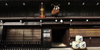 日本清酒厂为啥都长一个样