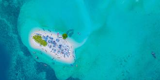 梦境中的完美小岛