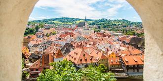 欧洲颜值最高的小镇