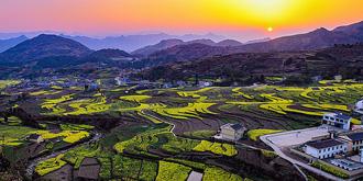 中国最美田园