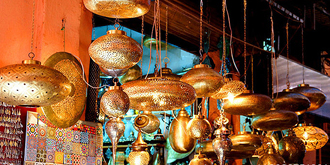 马拉喀什精美工艺品
