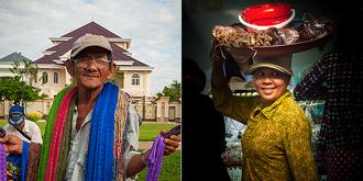 柬埔寨的劳动人民
