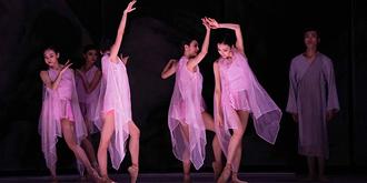 芭蕾另解唐伯虎