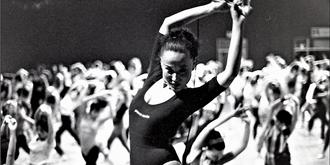 80年代跳健美操的人们