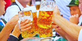 来慕尼黑一定要喝啤酒