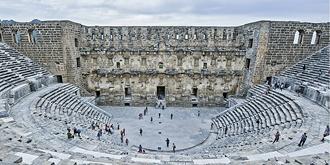 保存最完整的古罗马剧场