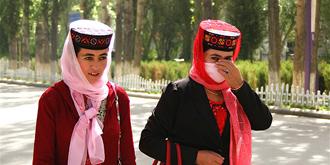 塔吉克人的现代生活