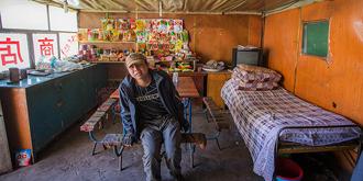 新藏线上的生命救护站