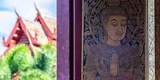 清迈最原始的特色寺庙