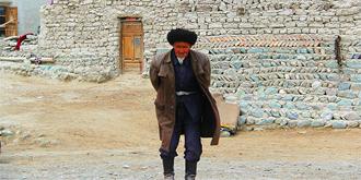 雪域高原上的柯尔克孜人