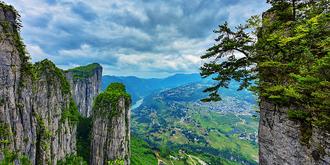 全球最美大峡谷竟隐藏在这