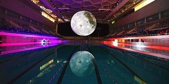 风靡全球的网红大月亮