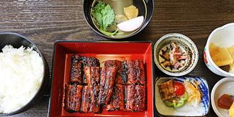 柳川的始祖鳗鱼饭