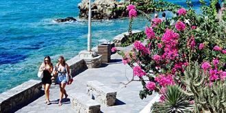 希腊到底有多美