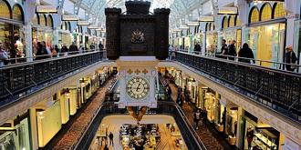 世界上最美丽的购物中心