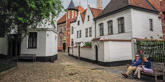 比利时最美女修道院