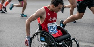 2018北京马拉松赛花絮